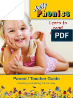 Parent Guide Jolly Phonics