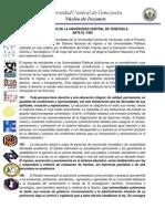 PRONUNCIAMIENTO DECANOS CUPOS 2015 23 de mayo def.pdf