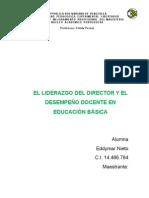 Eddymar Nieto c.i. 14466784 Maestrante Dia Viernes