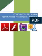 Como Instalar Adobe Reader