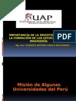 Clase 1 Investigación en Ingeniería-uap