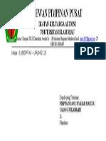 Amplop Surat IKA UIR