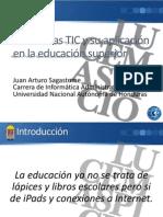 TIC y La Educacion Superior