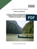 Documento- Perfil Modelo