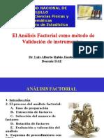 Clase_Analisis Factorial_Validadcion de Instrumentos