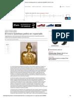 Posible repatriación del tesoro Quimbaya
