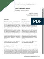 Trejo Delarbre (2013) Poderes fácticos, problemas drásticos
