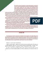 Pages de Foucault -