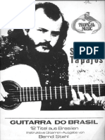 Sebastiao Tapajos-guitarra Do Brasil