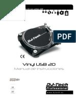 Vinyl Usb 20