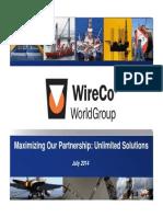 Wire Co - Union Drilling Line