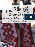Onmyodo - A Game of Ancient Magic in Modern Tokyo