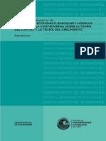 CAPITULO III La Controversia Sobre La Teoría Del Capital y La Teoría Del Crecimiento