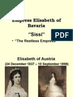 Empress Elisabeth of Bavaria