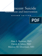 Alan L. Berman, David a. Jobes, Morton M. Silverman-Adolescent Suicide_ Assessment and Intervention 2nd Edition (2006)
