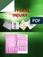 Physeal Injury