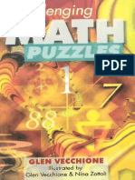 Challenging Math Puzzles