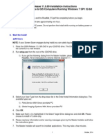 Install Instructions FS