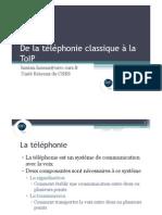 téléphonie classique