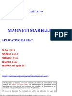Esquema Injeção Magneti Marelli IAW G6-G7