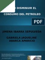 Disminucion Del Consumo Del Petroleo