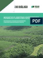 Cadernos Do Dialogo Mosaicos Florestais Versao Site