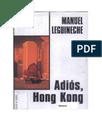 ( EBOOK SPA) Manuel Leguineche - Adios Hong Kong.pdf