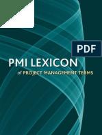 PMI Lexicon Final