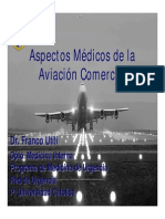 Aspectos Medicos Aviacion Comercial