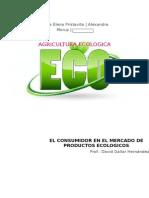 El consumidor en el mercado de productos ecologicos