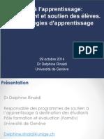 Strate Gies Cognitives Et Me Tacognitives 29 Octobre 2014(1)