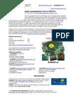 Apprendre à programmer avec le 16F877A