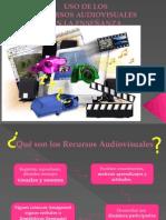 Taller Recursos Audiovisuales