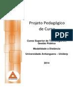PPC CST Em Gestao Publica Ead 2014