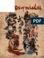 Legends of the Wulin Core Rulebook