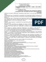22.05.15 Decreto 61268 Suspensão Expediente 05 de Junho