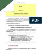 E) Funciones y Rangos