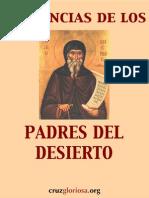 Autores Varios Sentencias de Los Padres Del Desierto