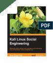 Ingenieria Social - Kali Linux