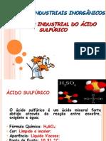 Prod Ind c3a1cido Sulfc3barico