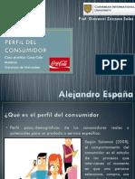 Perfil Del Consumidor Coca Cola -Alejandro España