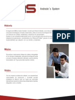 Curriculum Empresarial 2015
