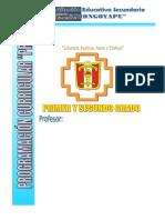 PRAC 2015 - 1° y 2° 1
