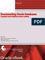 Documenting Oracle Databases Complete Oracle Database Schema Auditing 2003