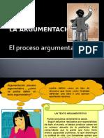 El Proceso Argumentativo