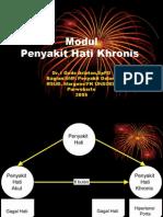 K21A - Penyakit Hepar Kronis