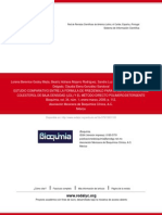 Artículo Para CESTUDIO COMPARATIVO ENTRE LA FÓRMULA DE FRIEDEWALD PARA LA DETERMINACIÓN DEL COLESTEROL DE BAJA DENSIDAD (LDL) Y EL MÉTODO DIRECTO POLIMERO/DETERGENTEálculo de LDL