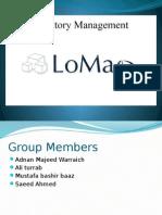 LOmag Inventory management presentation