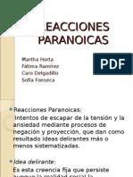 Exposición Paranoica