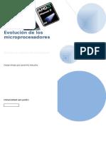 Evolución de los microprocesadores.docx
